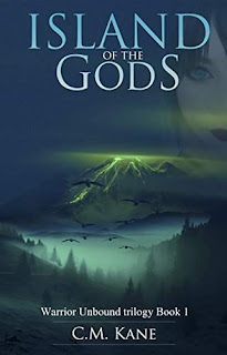 Island of the Gods. A Y.A.(16+) Sci-fi adventure by C. M. Kane
