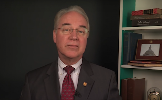 New HHS Secretary Tom Price