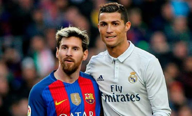 Ronaldo trends on twitter as fans troll Messi after UCL game
