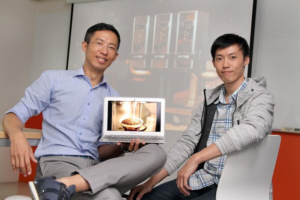 [Meet創業之星] OTFES:企圖用科技沖出台灣最厲害的手沖咖啡