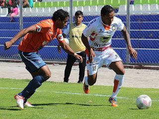 Ayacucho FC vs César Vallejo