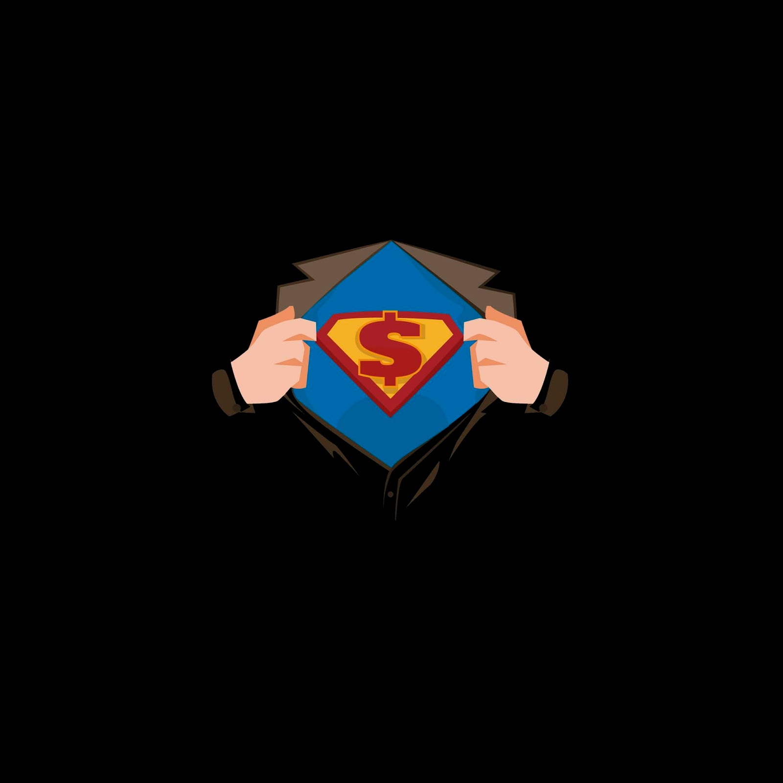 Super Man Mobile Wallpaper