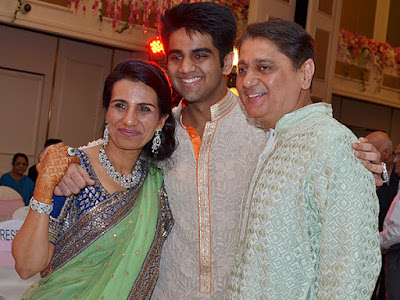 Arjun-the-son-of-kochhars-at-the-sangeet