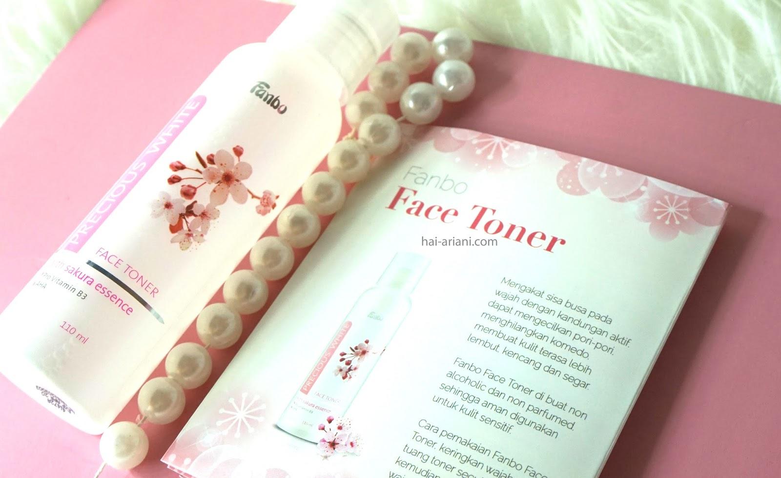 fanbo precious white