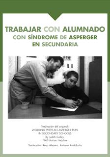 TRABAJAR CON ALUMNADO CON SÍNDROME ASPERGER EN SECUNDARIA