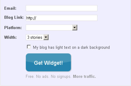 Cara Memasang Widget LinkWithin di Blogger