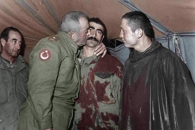 22 Çinliyi Kovalayan Giresunlu Türk Askeri