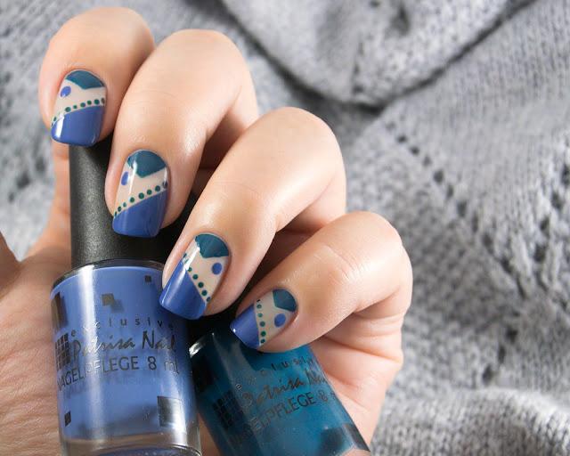 Patrisa nails Vinylist Leafnails