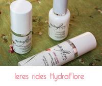 1ere rides Hydraflore