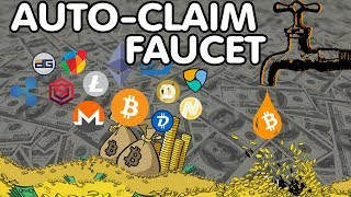 Make Your Own AutoClaim Faucet For Free! ~ tokenclaimer