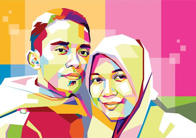WPAP Couple Andre & Andrina (Nama Samaran)
