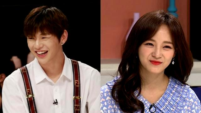Called as Kang Daniel's Role Model, This is Kim Sejeong's Response
