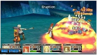 Tales Of The World: Radiant Mythology PPSSPP PSP 2