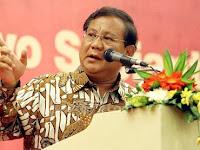 Prabowo Resmi Diusung Kembali Ikut Pilpres 2019