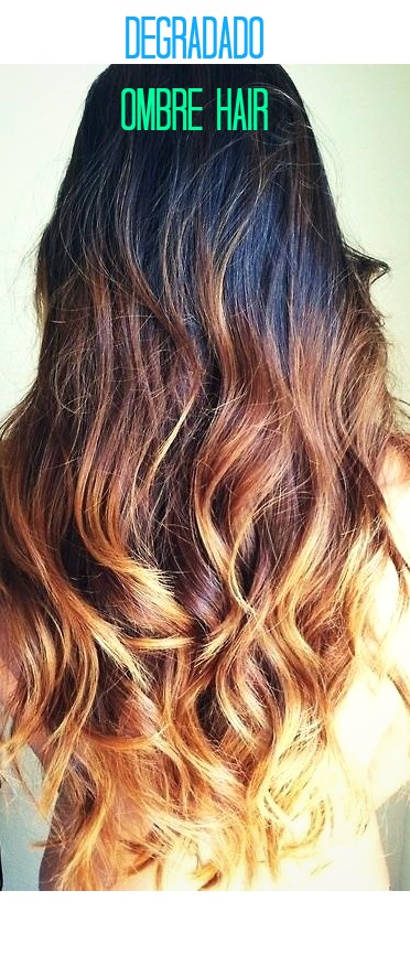 Dare To Happen Mechas Californianas Vs Degradado