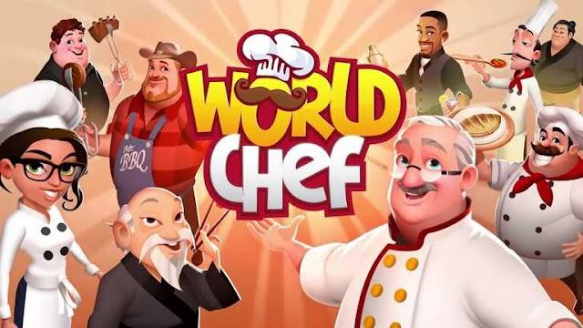 World Chef APK MOD DOWNLOAD
