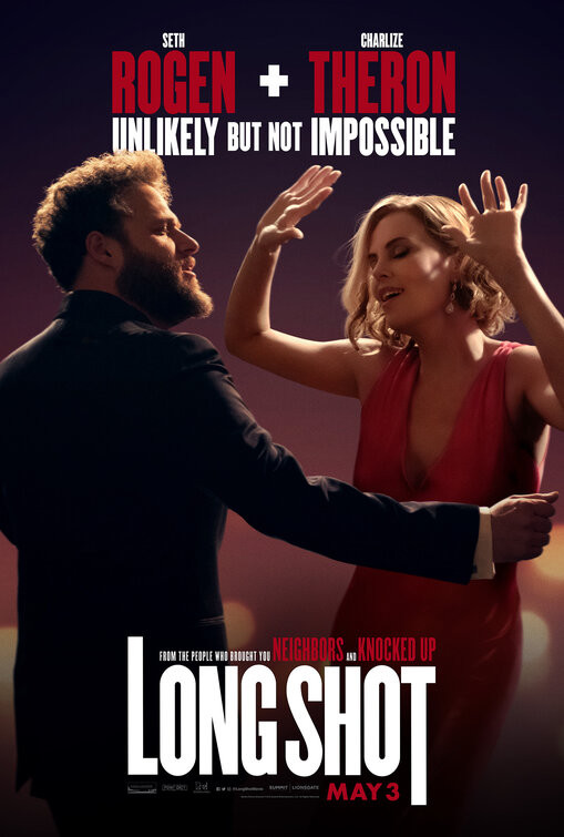 Long Shot 2019 Hindi Dubbed 720p BluRay 999MB Free Download