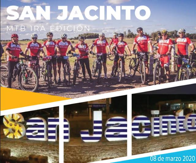 MTB en San Jacinto (Canelones, 08/mar/2020)