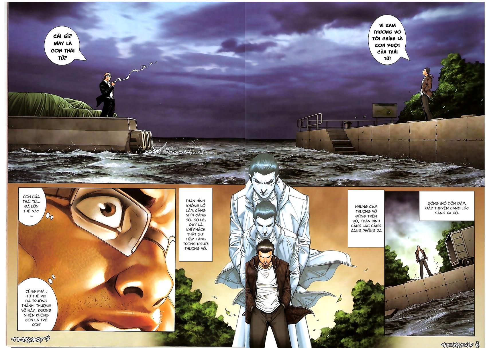 Người Trong Giang Hồ - Chapter 1318: Một mình gánh chịu - Pic 6
