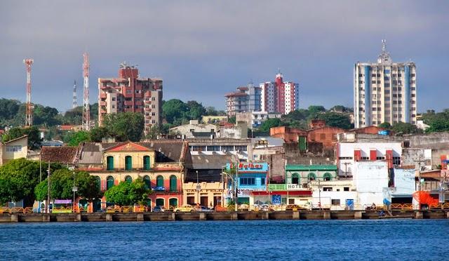 Pontos turísticos de Santarém