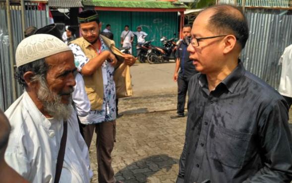 Kesaksian Pendeta Tetangga Rumah Atas Kepribadian Baik Habib Rizieq