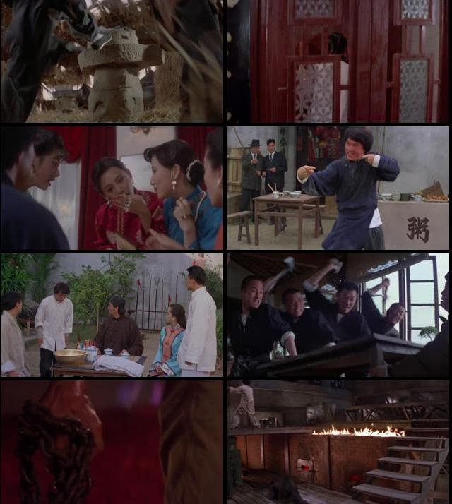 The Legend of Drunken Master 1994 Dual Audio Hindi 720p BluRay