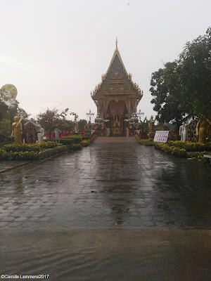 Koh Samui, Thailand weekly weather update; 6th November –12th November, 2017