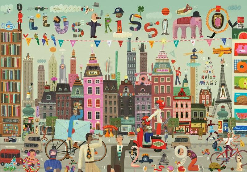 10 ilustradores más reconocidos, Tom Schamp
