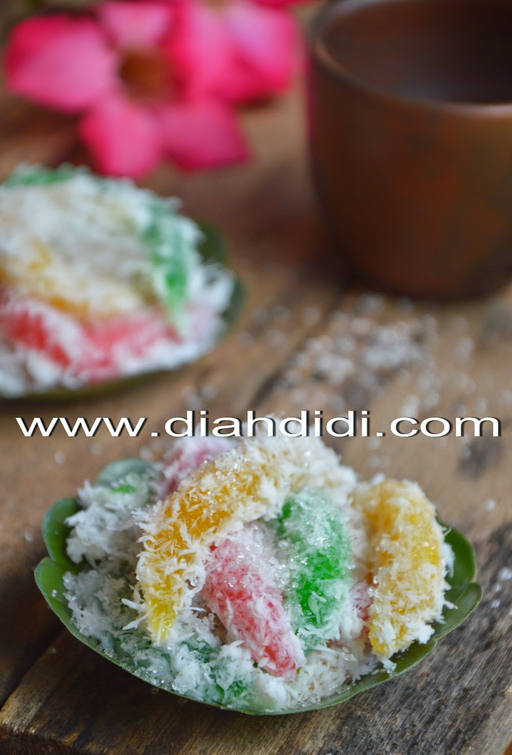 Diah Didis Kitchen Cenil Versi Resep Baru