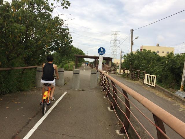 大肚自行車道