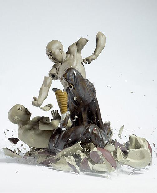 Фарфоровые статуэтки 9