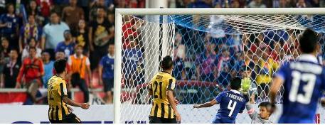Video Jaringan Gol Malaysia Vs Thailand Piala AFF Suzuki 17-12-2014