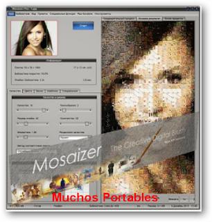 Mosaizer Pro+  Portable