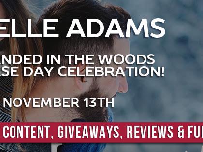 Release Blast: Stranded in the Woods by Noelle Adams