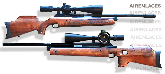 Air Rifle Woods Stock