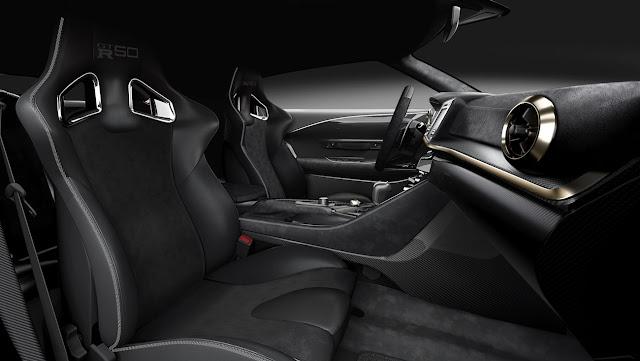日産 GT-R50 by Italdesign 市販モデル