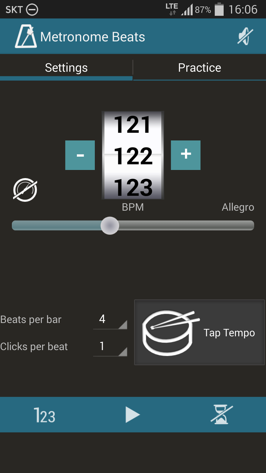 Galaxy S 覚書~へなちょこおたくメモ~ ギターの練習用に使っているアプリ