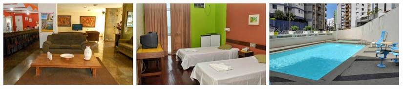 Onde ficar em Guarapari (ES) - Hotur Hotel