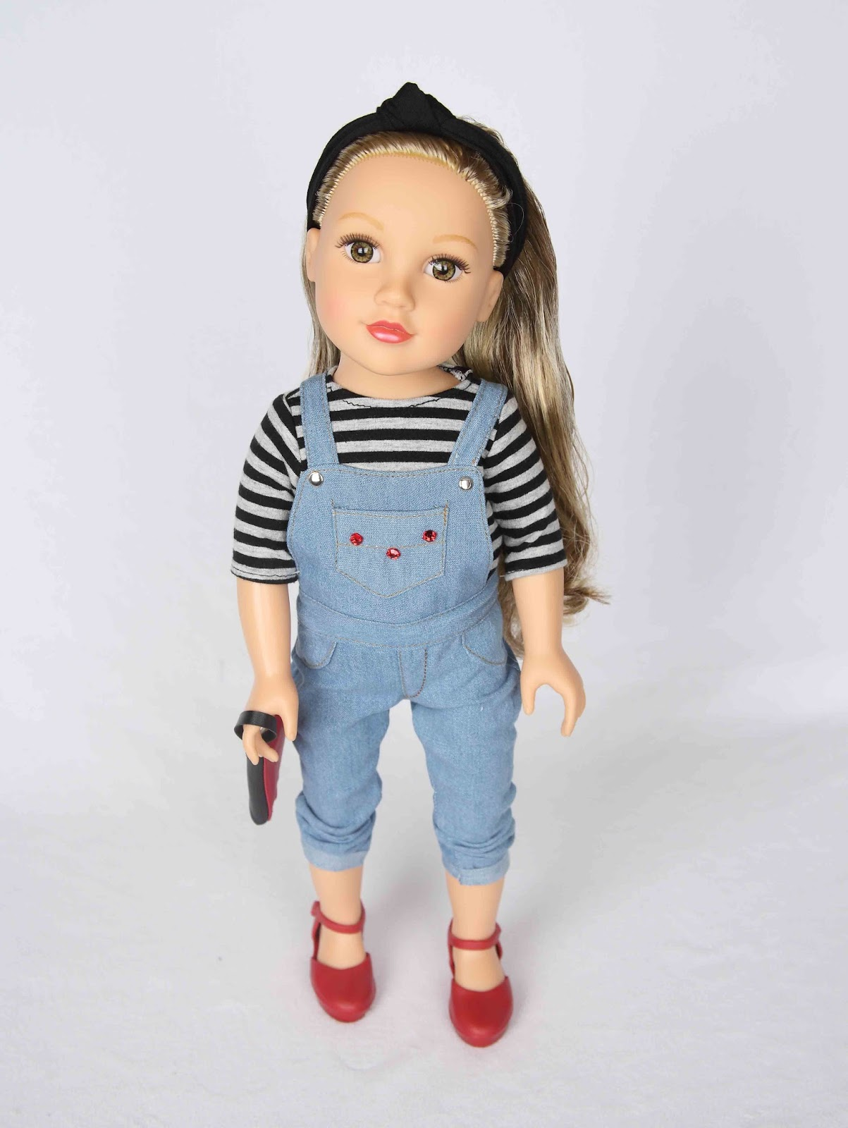My Journey Girls Dolls Adventures: Giovanna in a New