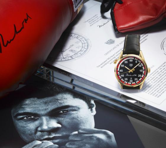 TAG Heuer Carrera Muhammad Ali Edition
