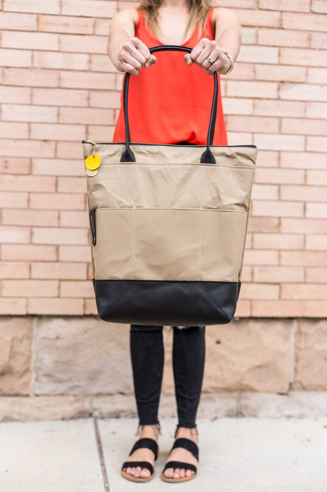 Love this tote by R.Riveter!