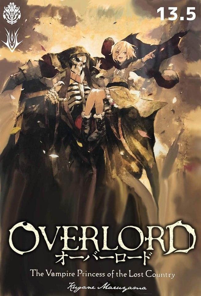 Overlord Novel Indo : overlord, novel, Spoiler, Novel, Overlord, Volume, Indonesia, Newweaboo