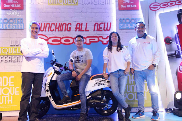 All New Honda Scoopy Pontianak | kaharsan