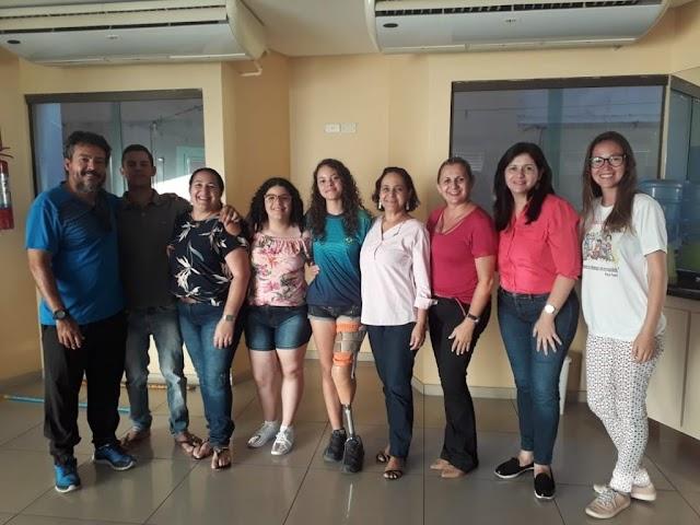 Paratletas gravataenses representam Pernambuco em campeonato nacional de tênis de mesa