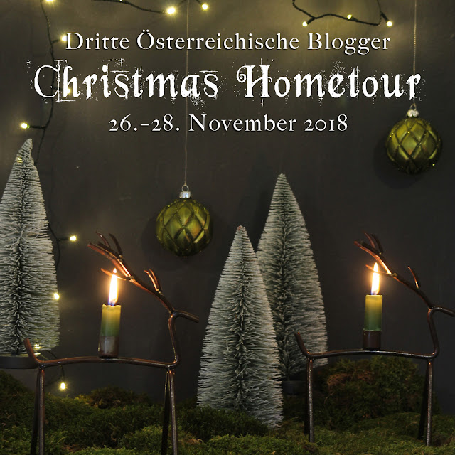 A Modern Farmhouse Christmas in Austria