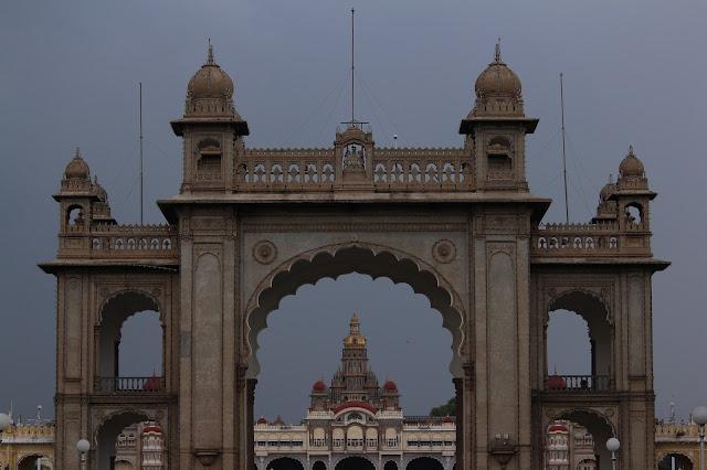 Mysore Palace, Amba Vilas Palace, Mysore, Mysore Tourism, Karnataka, India, Travel