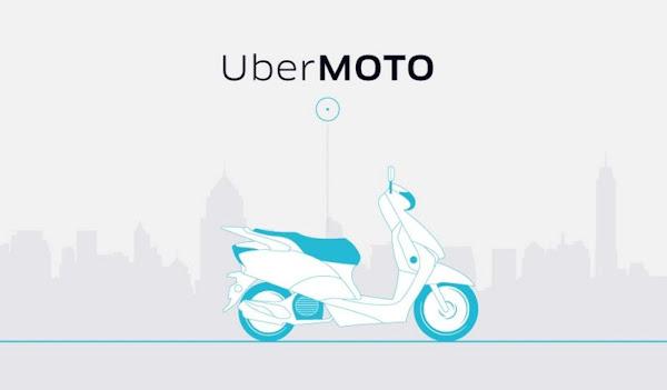 Uber推摩托車載客服務,進軍東南亞市場