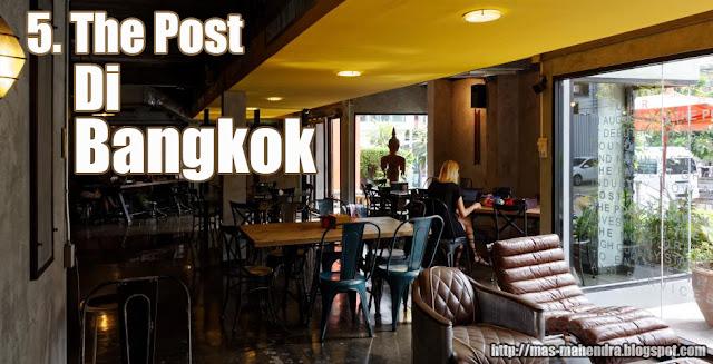 5 Kantor Paling Keren di Asia Buat Kamu Mau Bekerja di Sana di Bangkok