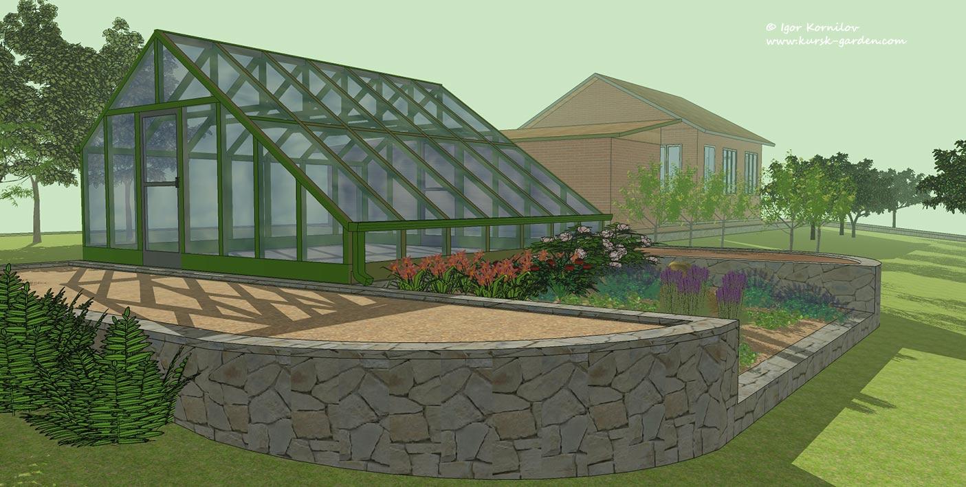http://www.kursk-garden.com/2014/02/flower-garden-greenhouse-project.html