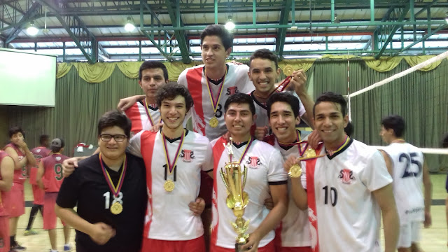 usfq campeon nacional volley interuniversitario 2017